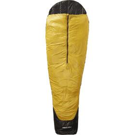 Nordisk Oscar +10° Sacos de dormir XL, mustard yellow/black